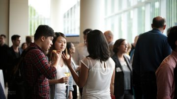e@UBC/ICICS Venture Showcase