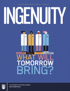 HATCH Featured in Ingenuity Magazine