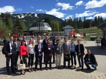 ICICS Research Cluster Bionics@UBC Hosts Workshop at Emerging Technologies Conference
