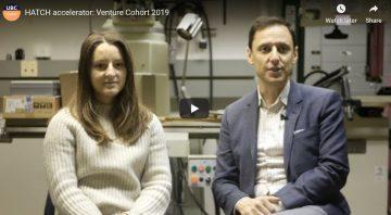 HATCH Accelerator 2019-20 Venture Cohort