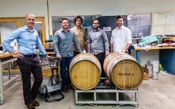 HATCH Company BarrelWise Featured in BCBusiness and the Vancouver Sun
