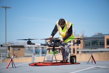 Drone Test Flight Shows Potential of 5G Networks to Support Essential Services and Accelerate Innovation