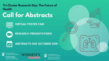 3rd Annual Tri-Cluster Research Day